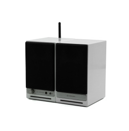 Parlantes HD3 Hi-Gloss White (Ex Muestra)
