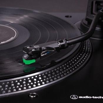 Tornamesa AT-LP120X USB Negro