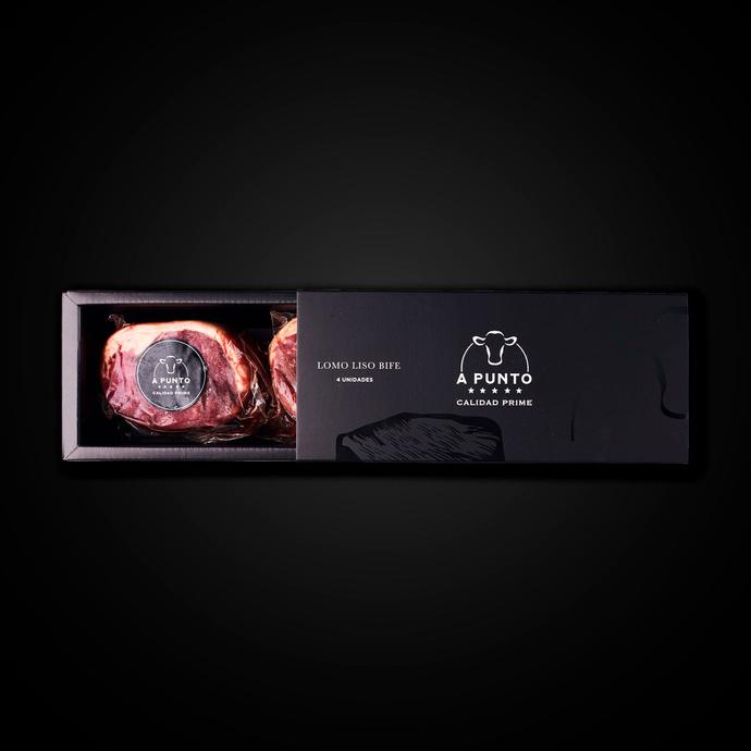 A Punto Box Edition Lomo Liso Bife - 1,5 Kgs aprox - lomo liso bife a punto.jpg