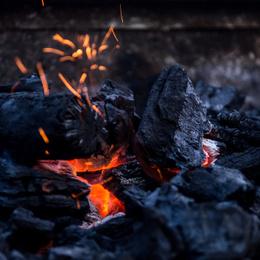 Carbón Parrillero 100% Espino