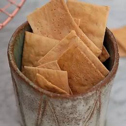 Snack Pita Chips con Sal de Mar