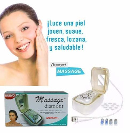Rejuvenecedor Facial Diamond