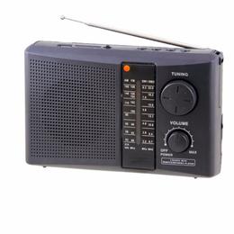Radio Portátil Am Fm Sw1 Sw2 Tercera Edad