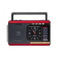 Radio Reloj Amfm Sw Usb Sd Mp3 Meier M-u41
