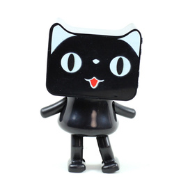 Parlante Gato Bailarín Negro Bluetooth V 4.1