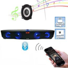 Parlante Bluetooth Sound Bar 5w Usb Sd