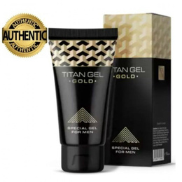Titan Gel Gold Crema Intima Aumentador