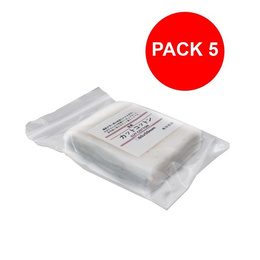 Pack 5 Algodón Muji Resistencia