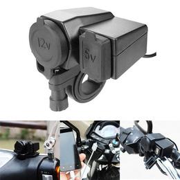 Cargador Usb Moto Encendedor 12v