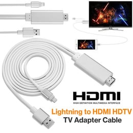 Cable Hdtv - Lightning, 2m