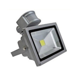 Foco Led Exterior Sensor Movimiento 10 W Ip 65