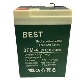 Batería 6v 4.5 Ah Balanzas Juguetes Alarmas
