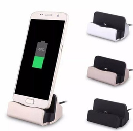 Dock Cargador Base Soporte Android Usb
