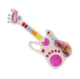 Guitarra De Juguete Con Sonidos Music Lights