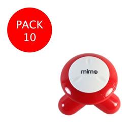 Pack 10 Mini Masajeador Mimo