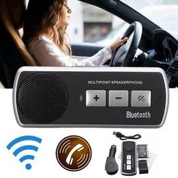 Pack 6 Manos Libres Bluetooth Automóvil