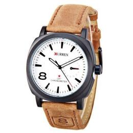 Reloj Curren Estilo Moderno De Hombre Original