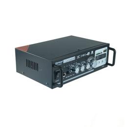 Amplificador 2 Channels Bluetooth USB SD MP3 Karaoke