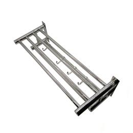 Toallero Repisa Múltiple Metal 50x21x16 Baño