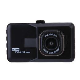 Cámara De Seguridad Para Automóvil Dash Cam Full Hd