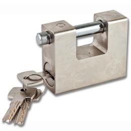 Candado Seguridad Antinapoleón Anti Corte 84mm