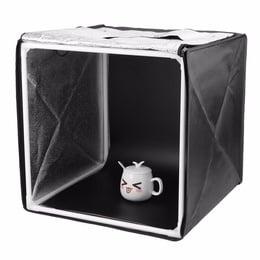 Estudio Fotografico Caja Luz Softbox Portatil 40 X 40cm