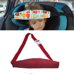 Cinturon Cabeza Bebé Apoyo Stroller Coche Auto Asiento
