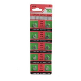 Pila Bateria LR626 AG4 - 1.55v