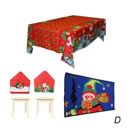 Set Juego decoración 8 piezas Navidad