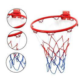 Aro Basketball Maya Inflador + Balón + Inflador 31 cm