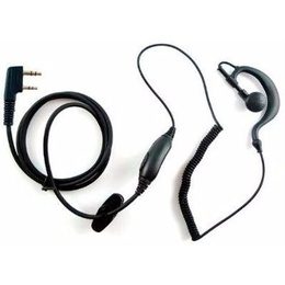 Pack 10 Audifonos Manos Libres Radio Baofeng Kenwood