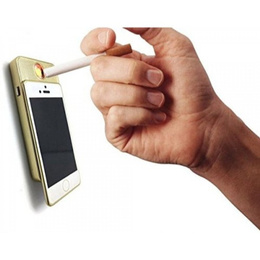 Pack 3 Encendedor Cigarrillos Iphone Usb