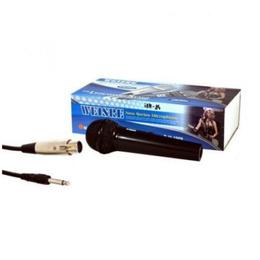 Micrófono Dinamico Vocal Karaoke Cable