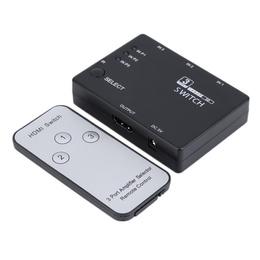 Switch Hdmi 3 En 1 Hd 1080