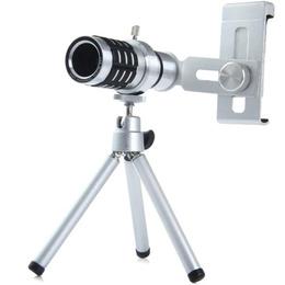 Universal Zoom Telescopio 12X Metal Optical Foto