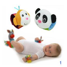 Sonajeros Brazalete Para Manos Bebes