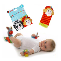 Calcetines Sonajeros Pies Bebes