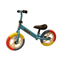 Bicicleta Equilibrio Niños Sin Pedales Azul