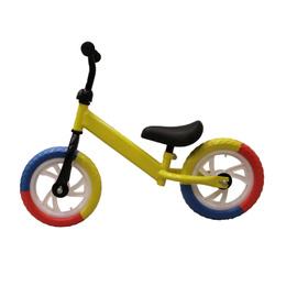 Bicicleta Equilibrio Niños Sin Pedales Amarillo