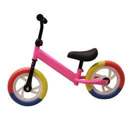 Bicicleta Equilibrio Niños Sin Pedales Rosado