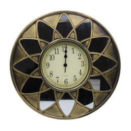 Reloj Pared Estilo Vintage Espejo