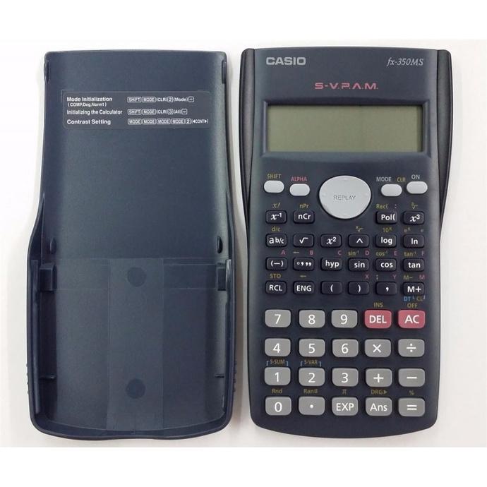 Calculadora Casio Fx-82ms 2 Lineas