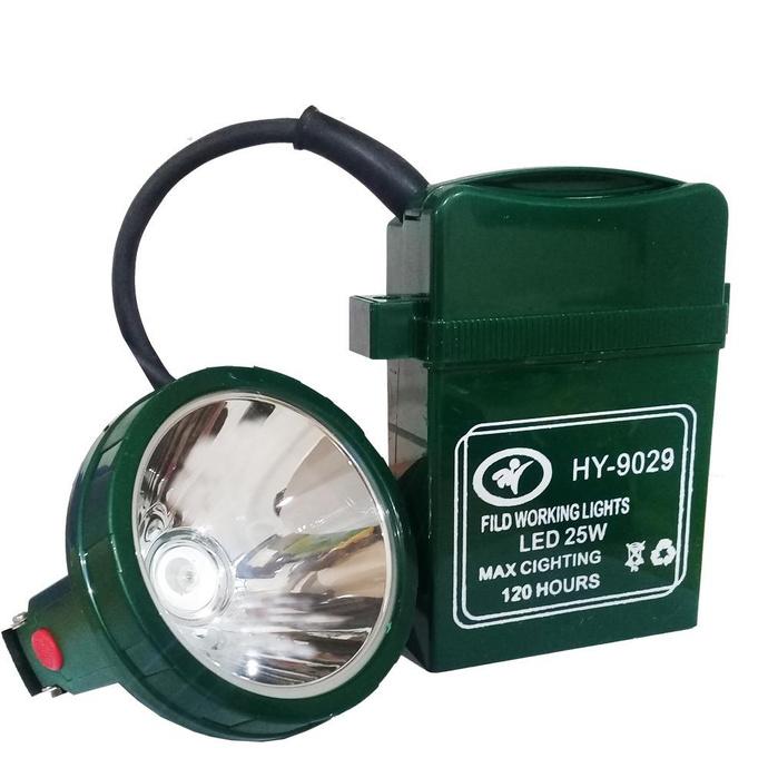 Linterna Foco Minero Led 25 Watts