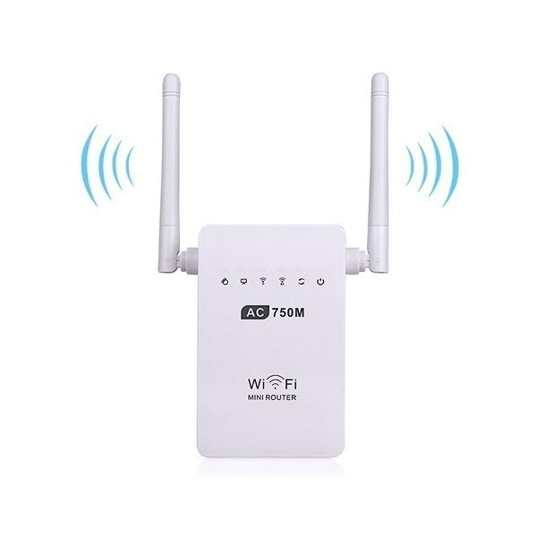 Repetidor Wifi 300 Mbps Pc Mejor Señal Notebook