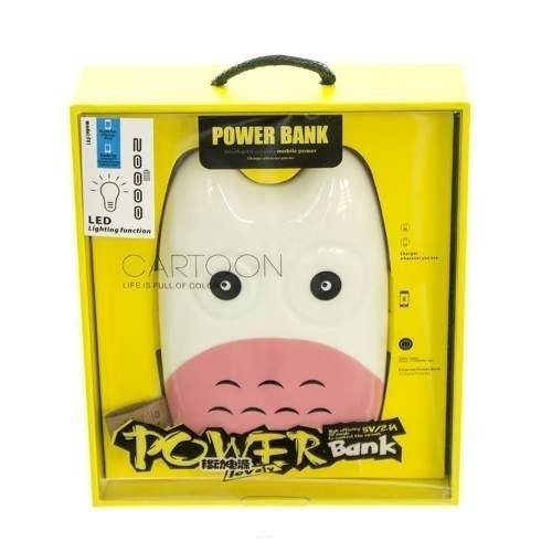 Cargador Totoro Bateria Portátil Usb 20000 Mah
