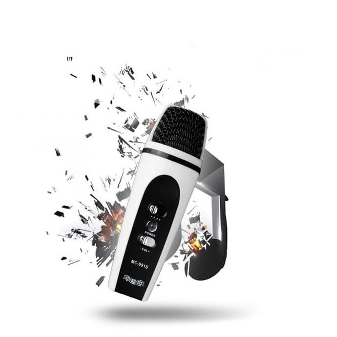 Micrófono Mini Smartphone Pc