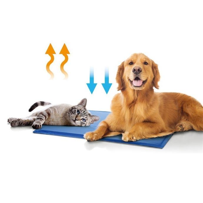 Manta Refrescante L Pet Cool Mat Para Mascotas