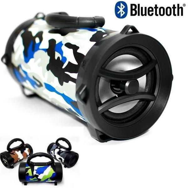 Parlante Bazuka Bluetooth Portatil Radio