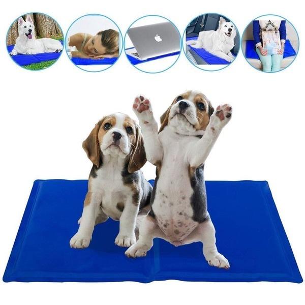 Manta Refrescante Xl 93x78 Cm Pet Cool Mat Para Mascotas