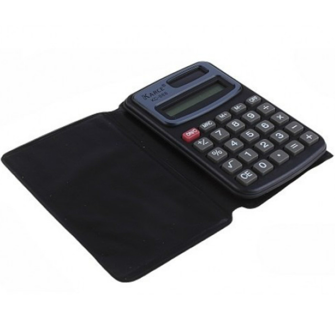 Pack 10 Calculadora Kc-888 I